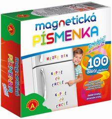 Alexander Magnetická písmenka na lednici 100 dílků