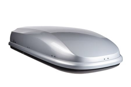 Neumann autobox X-line srebrny błyszczący