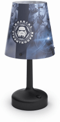 Philips Dětská lampa Star Wars Stromtrooper 71796/30/16