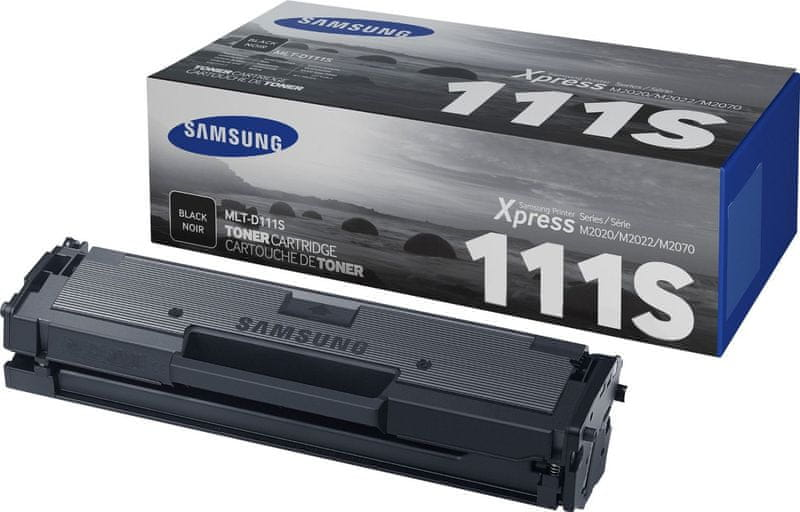 Samsung toner MLT-D111S, černý (SU810A)