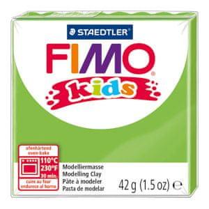 Staedtler modelirna masa Fimo kids, svetlo zelena