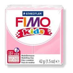 Staedtler modelirna masa Fimo kids, svetlo roza