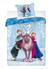 Disney Otroška posteljnina Disney Frozen Sven
