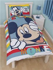 Disney Otroška posteljnina Mickey Mouse Play