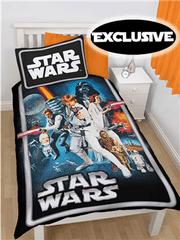 Star Wars Otroška posteljnina Star Wars Original poster