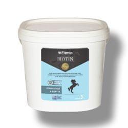 Fitmin prehranjevalno dopolnilo za konje Biotin, 3 kg