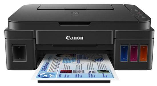 Canon brizgalni tiskalnik Pixma G3400