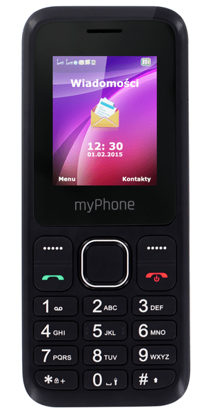 myPhone 3300, černý
