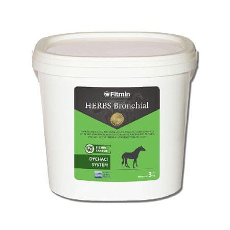 Fitmin prehranjevalno dopolnilo za konje Herbs Bronchiale, 1 kg