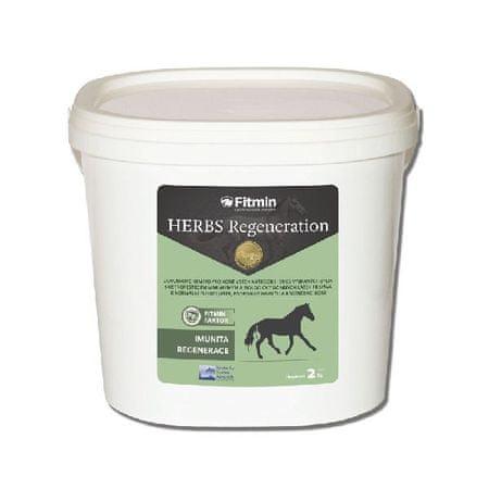 Fitmin Herbs Regeneration Lóeledel, 2 kg