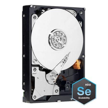 "WD trdi disk Se 4TB 3,5"" SATA3 64MB 7200rpm"