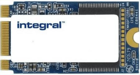 Integral tvrdi disk 256GB SSD SATA3 M.2 2242