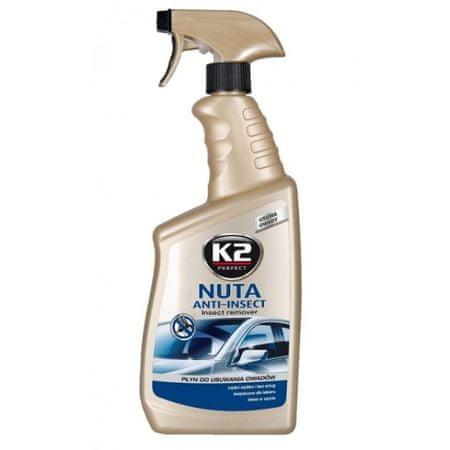 K2 odstranjevalec rje in smole Nuta antiinsect, 700 ml