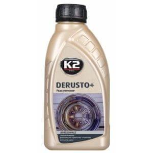 K2 čistilo za platišča Derusto+, 500 ml