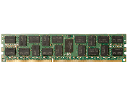 HP pomnilnik 4 GB 2133 MHz DDR4 ECC reg