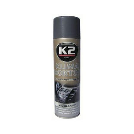 K2 sredstvo za čiščenje klime Klima doktor, 600 ml