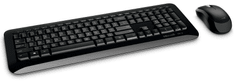 Microsoft Wireless Desktop 850, USB, AES, CZ + SK