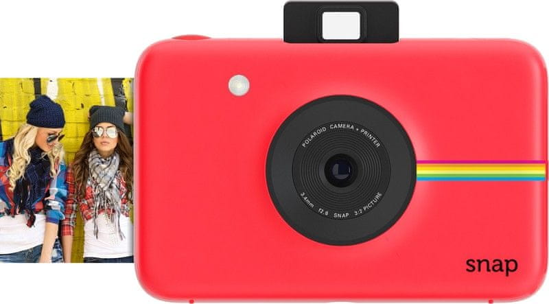 POLAROID Snap Instant Red