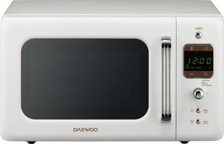DAEWOO kuchenka mikrofalowa KOR 6LBRW