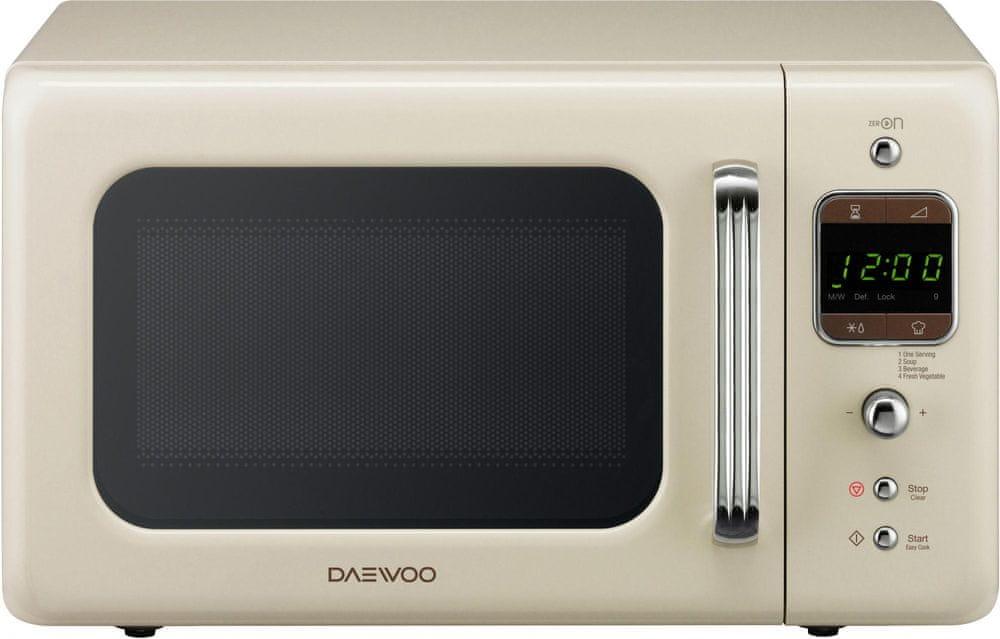 Daewoo KOR 6LBRC - zánovní