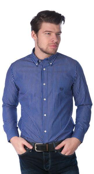 Chaps pánská košile M modrá