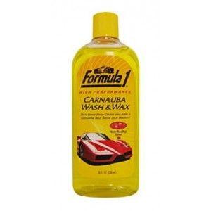 FORMULA vosek Carnauba wash & wax, 473 ml
