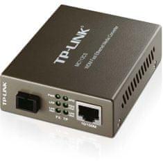 TP-Link optični pretvornik MC112CS 10/100Mbps WDM