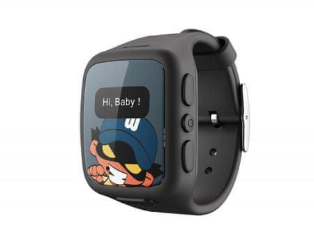 intelioWATCH Dětské GPS hodinky s telefonem a4f3bc39b61