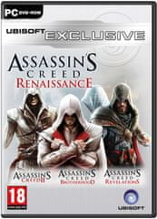 Ubisoft Assassin's Creed Renesance / PC