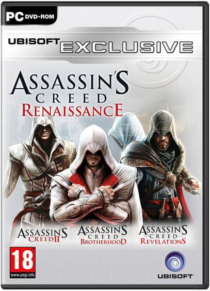 Ubisoft Assassin's Creed Renesance / PC
