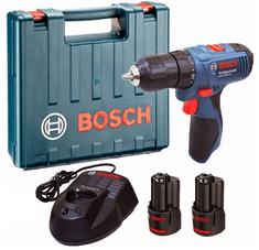 Bosch akumulatorski vrtalni vijačnik GSR 1080-2-LI (06019E2000)