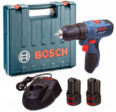 Bosch akumulatorska bušilica GSR 1080-2-LI (06019E2000)