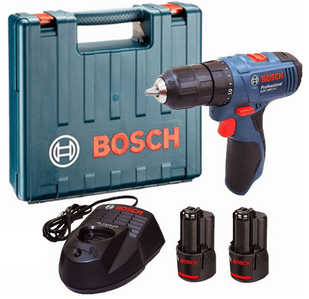 BOSCH Professional akumulatorska bušilica GSR 1080-2-LI (06019E2000)