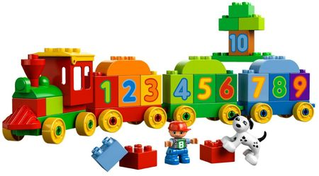 LEGO® Duplo 10558 Pociąg z cyferkami