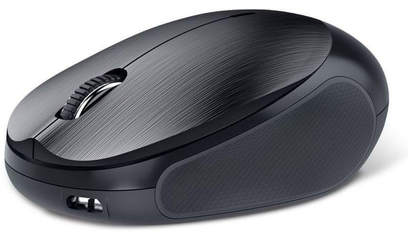 Genius NX-9000BT, Bluetooth 4.0, bezdrátová, kovově šedá (31030115100)