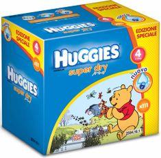 Huggies Pieluszki Super Dry Maxi 4 Super Maxi Box - 111 szt.