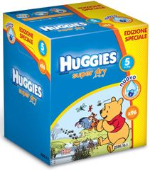 Huggies Pieluszki Super Dry Junior 5 Super Maxi