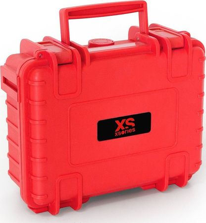 XSories Big Black Box DIY Red