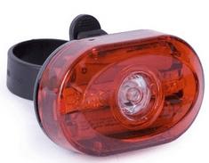 Rexer zadnja lučka za kolo, 5 LED rdeča, RX1023#RD