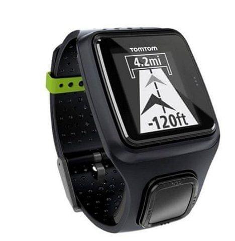 TomTom Runner, běžecké, černé - II. jakost