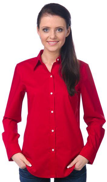 Chaps dámská košile M červená