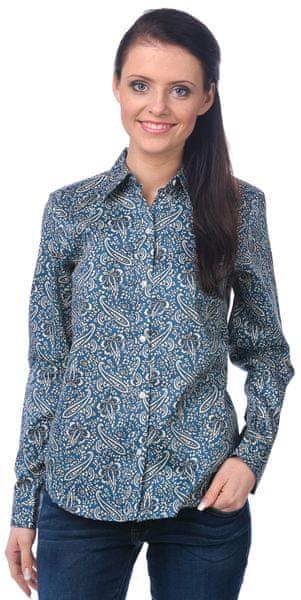 Chaps dámská košile M modrá