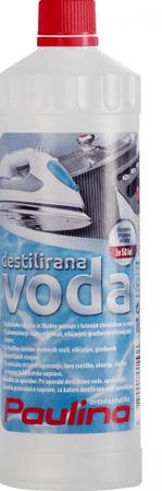 Paulina destilirana voda, 1 liter