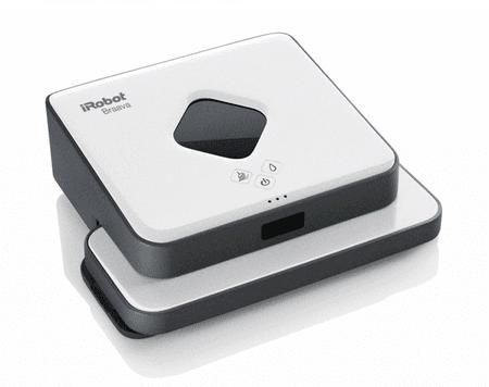 iRobot Braava 390 Turbo Padlótörlő robot