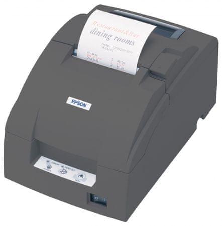 Epson TM-U220B (C31C514057A0) Bizonylatnyomtató, USB interfész