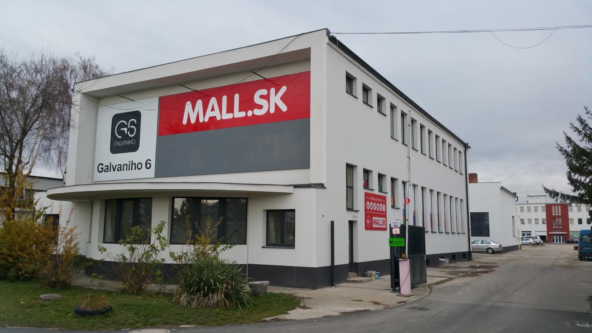 Predajňa Bratislava - Galvaniho  efbf4da089b