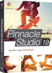 Pinnacle Systems Pinnacle Studio 19 Standard (PNST19STMLEU)