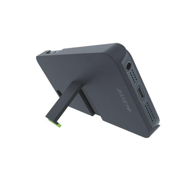 Kryt se stojánkem Leitz Complete pro iPhone 5/5S černý