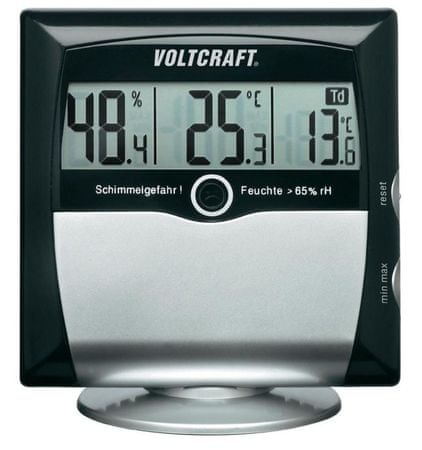 Voltcraft termometer in vlagomer MS-10