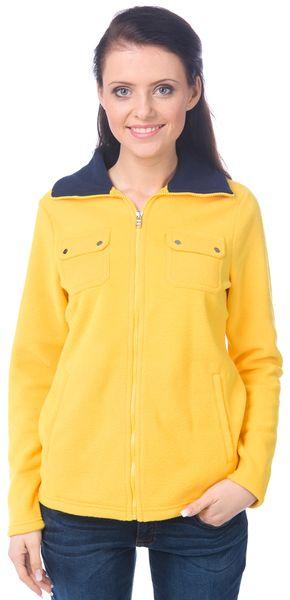 Chaps dámská mikina L žlutá